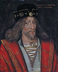 King James I of Scotland ( Иаков I, король Шотландский)