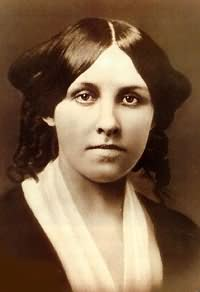 Louisa May Alcott (Луиза Мэй Олкотт)